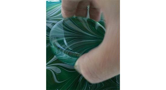 ガラスマーブリング6