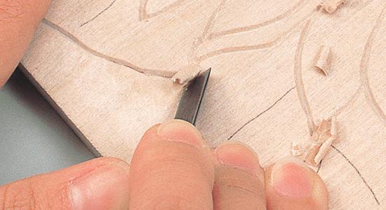 平刀の使い方|角の部分で整える