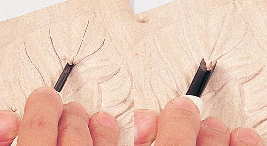 モチーフを仕上げる